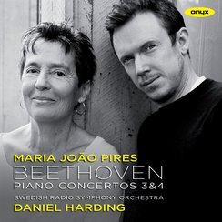 Maria Joao Pires Daniel Harding Beethoven concerto