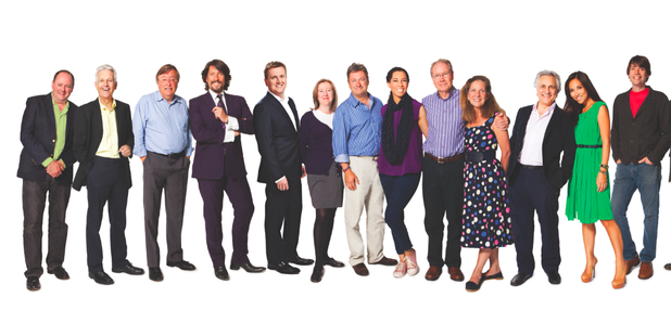 Classic FM Presenters line up 2014