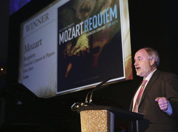 John Butt Dunedin Consort Mozart Requiem