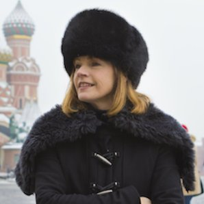 Deborah Bull Russia