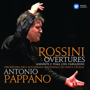 Rossini overtures pappano