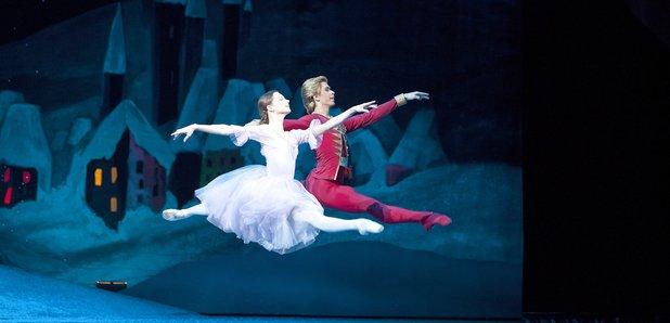 Tchaikovsky Nutcracker Bolshoi ballet