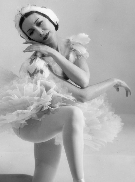 Iconic ballet photos