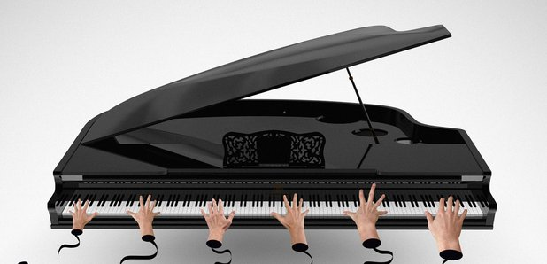 pianist hand span infographic