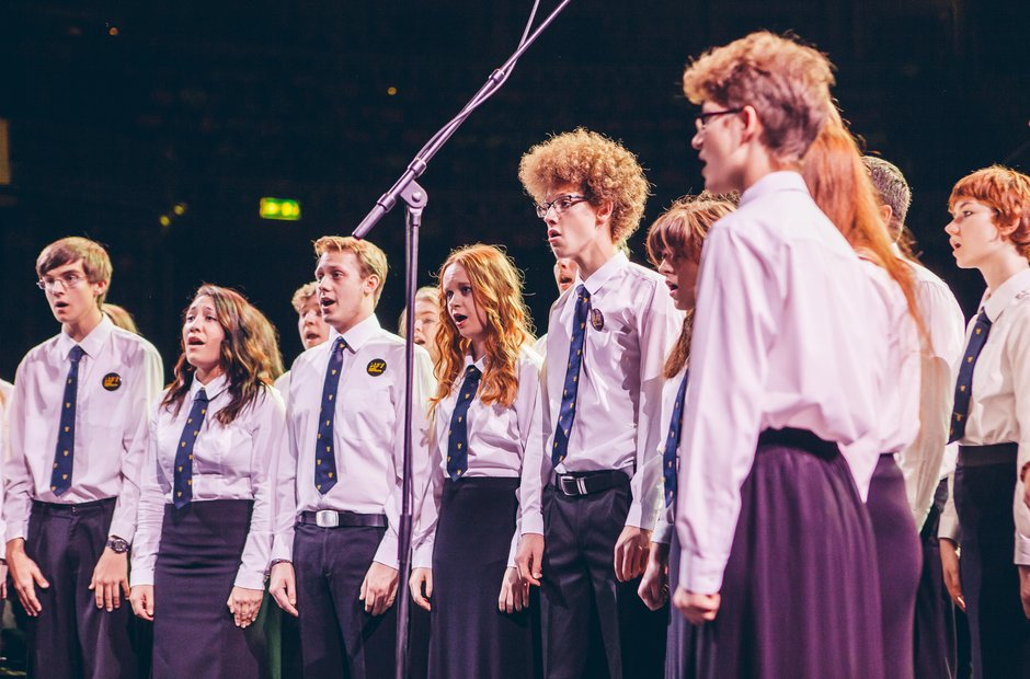 Egglescliffe School Senior Choir School Proms