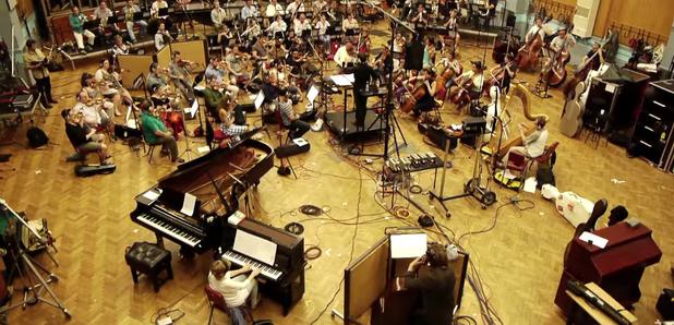 LSO Candy Crush Saga at Abbey Road Studios