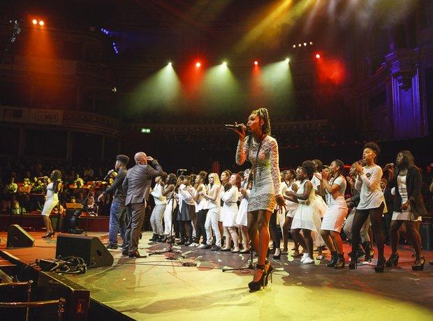 Schools Prom Monday 10 November 2014 Performance V