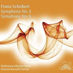 Schubert Symphonies Basel Orchestra Davies