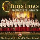 Christmas in Harvard Square St Paul's Choir School