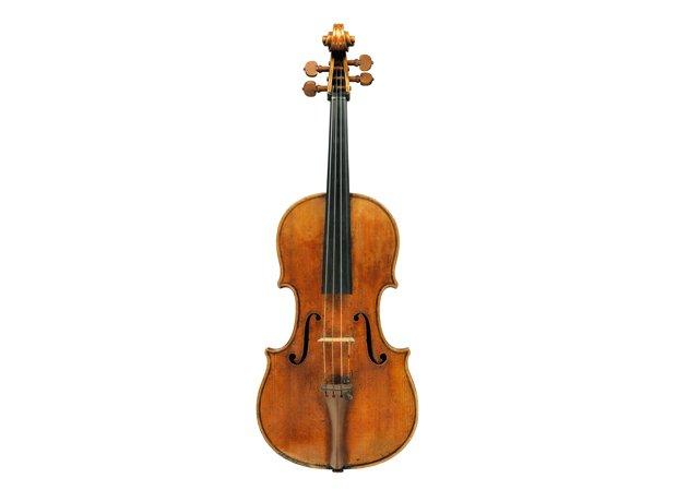 Stradivarius, Macdonald, viola