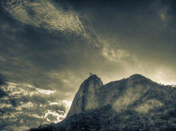 Christ The Redeemer Rio Brazil