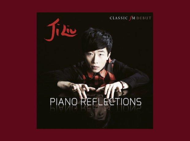 best-selling classical album 2014 ji liu piano reflections