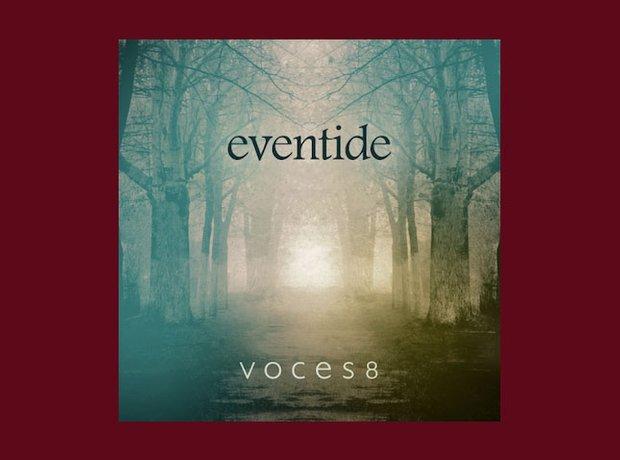 best-selling classical album 2014 eventide voces8