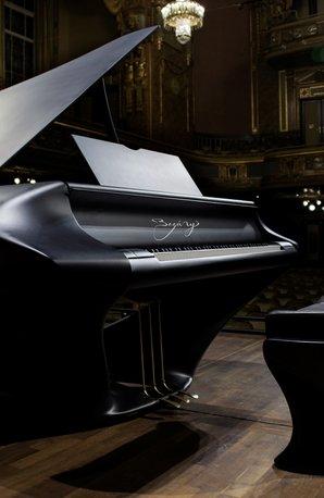 Bogányi new piano