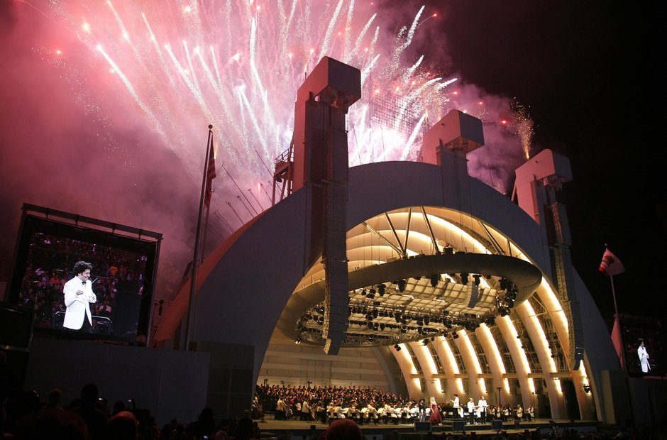 Dudamel Hollywood Bowl Los Angeles Philharmonic