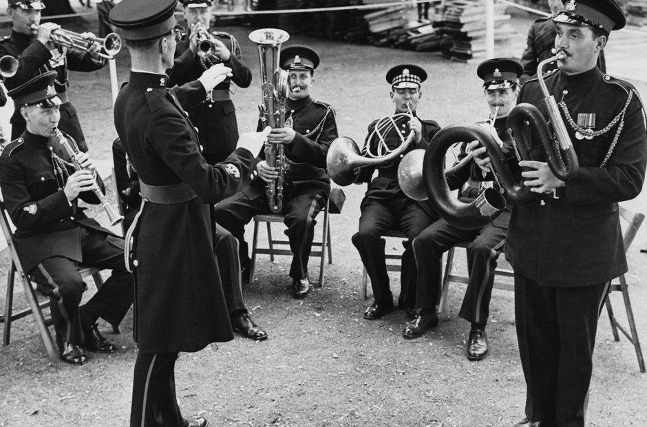 Sandhurst Military Band Sandhurst Band 1960
