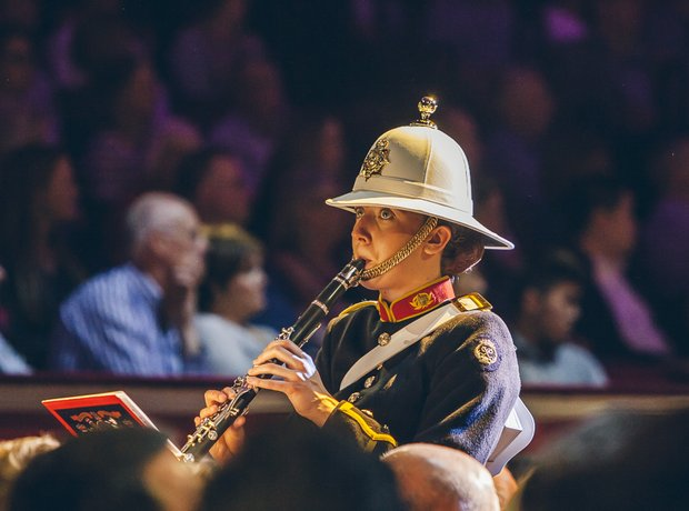 The Band of Her Majesty's Royal Marines Classic FM