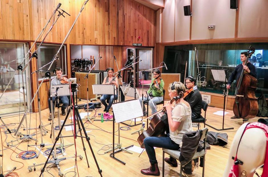 Craig Ogden and Friends strings