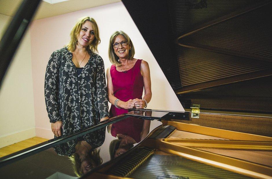 Gabriela Montero and Jane Jones Classicfm Live 201