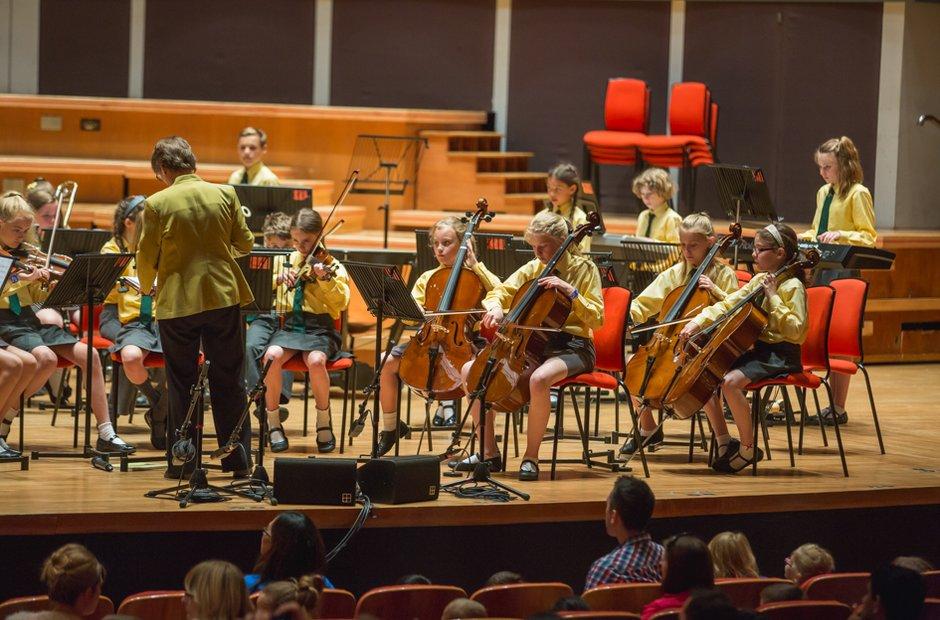 All Saints School Orchestra