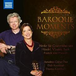 Baroque Moments Amadeus Guitar Duo