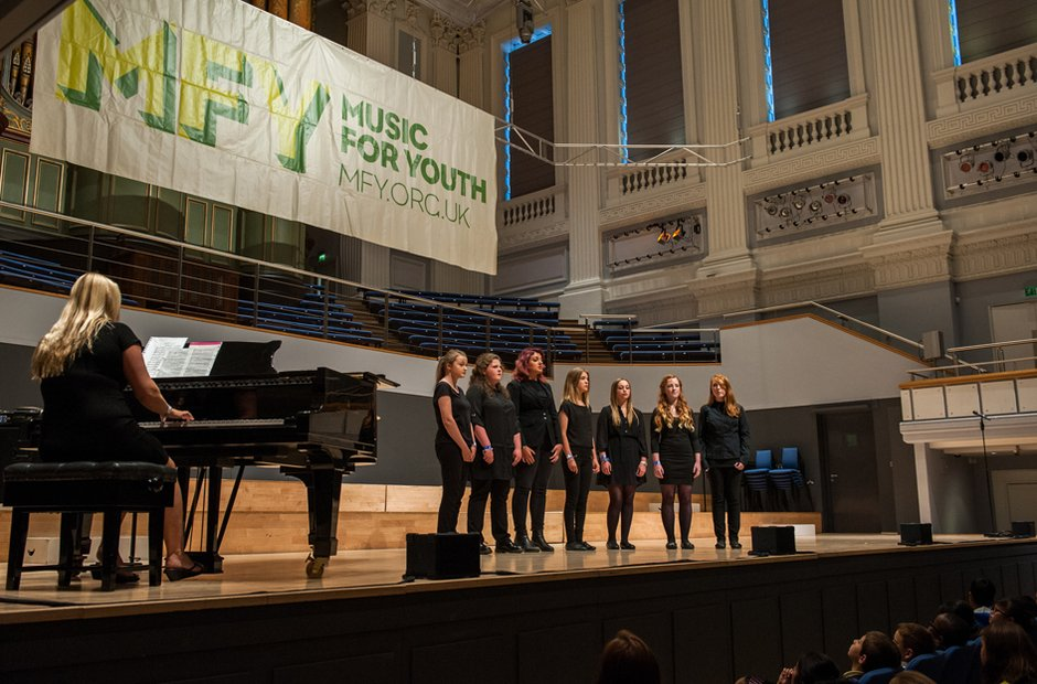 Brooksbank Chamber Choir