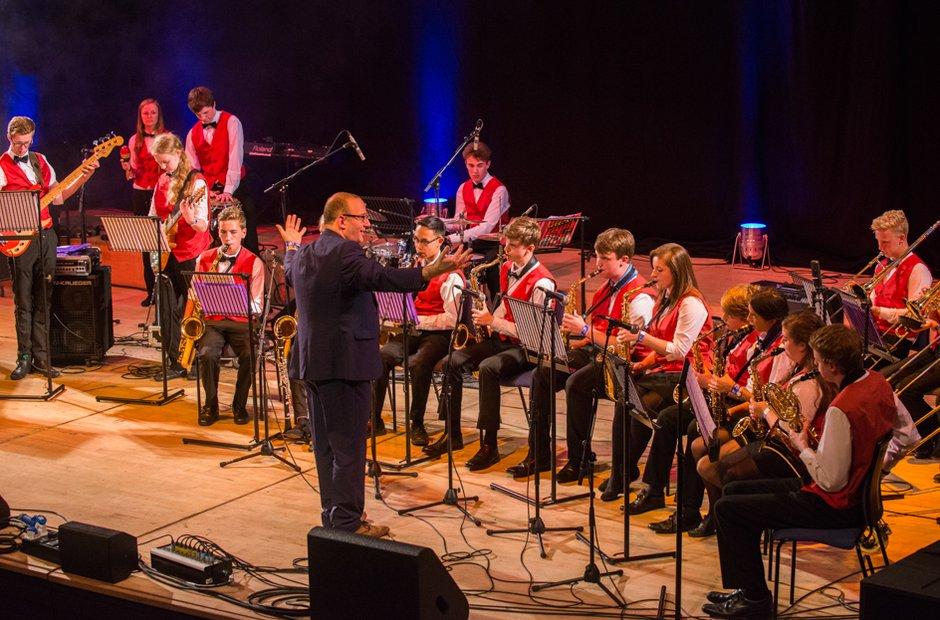 Sponne Jazz Orchestra