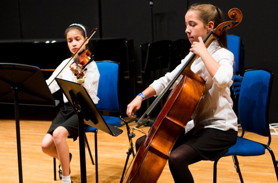 The Borodin Trio, Putney High School