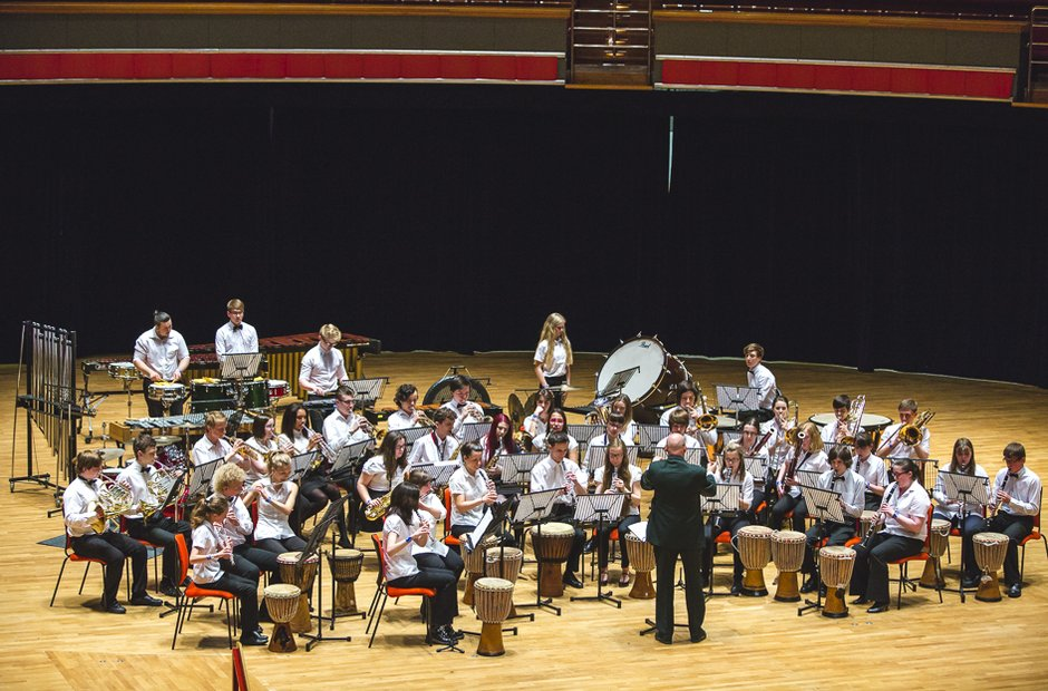 City of Hull Youth Symphonic Wind Band