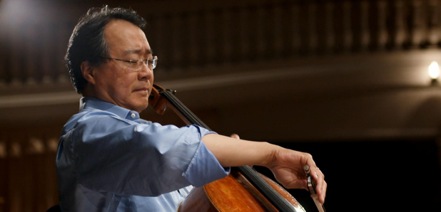 Yo-Yo Ma videos new album