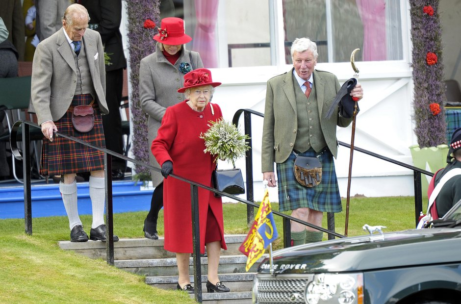 Braemar Gathering Queen 2015