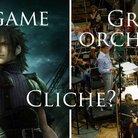 Videogame music cliche