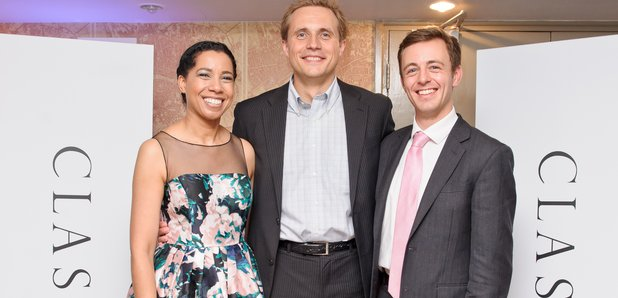 Vasily Petrenko, Margherita Taylor and Sam Jackson