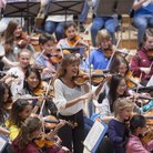Nicola Benedetti with the National Children's Orch