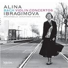 Alina Ibragimova Bach Violin Concertos