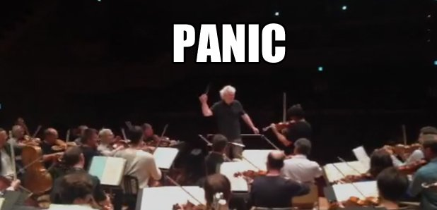 Berlin Philharmonic prank video