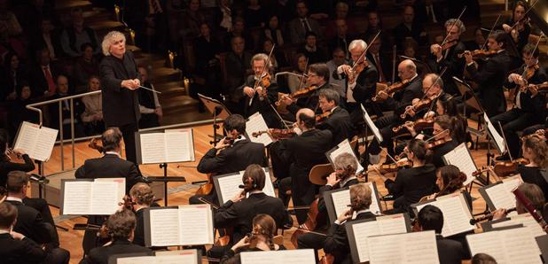 Berlin Philharmonic Simon Rattle