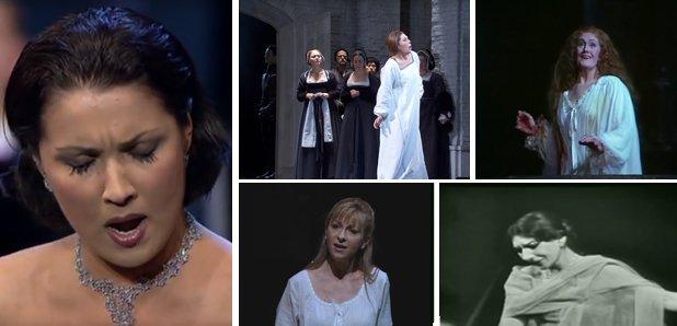 Mad scenes opera