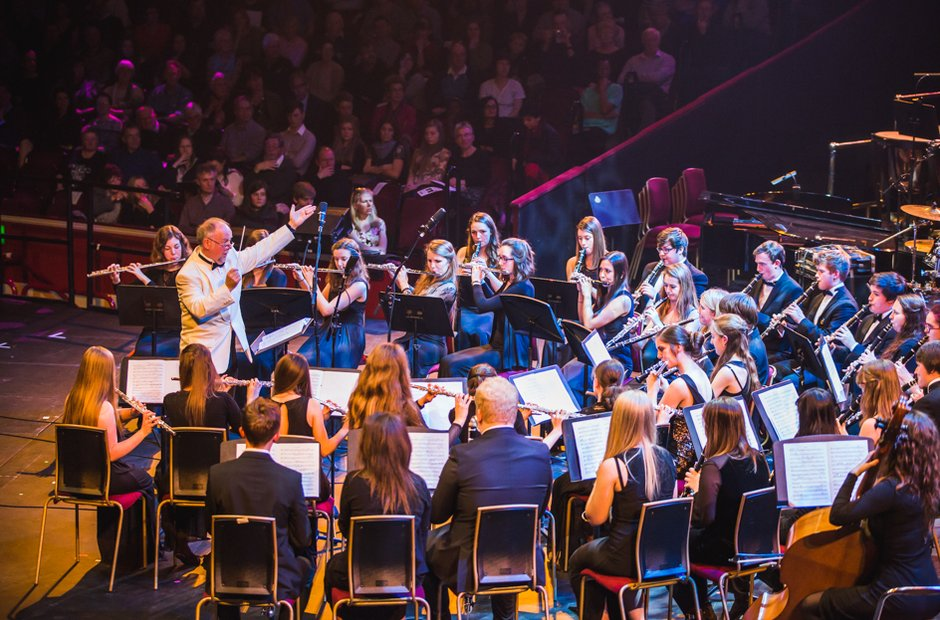 Gwent Youth Wind Orchestra