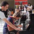 Einaudi Paris duet