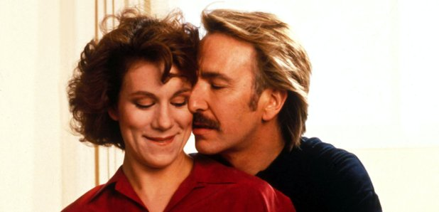 Alan Rickman in Truly Madly Deeply with Juliette S