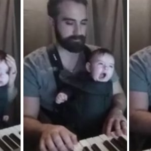 baby lullaby brahms
