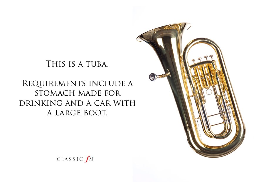 tuba Musical instruments explained: a beginner's g
