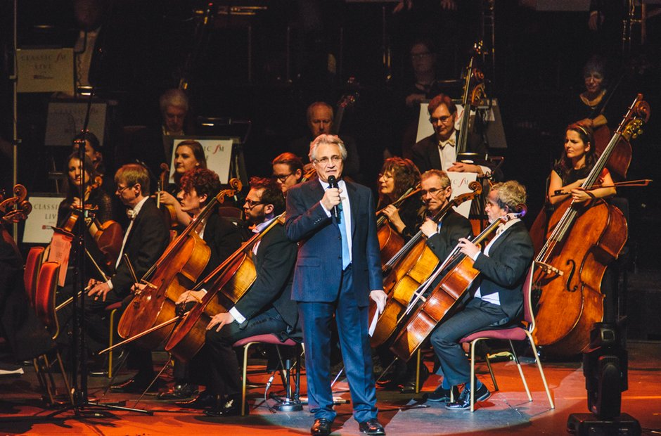 Classic FM Live John Suchet Royal Albert Hall