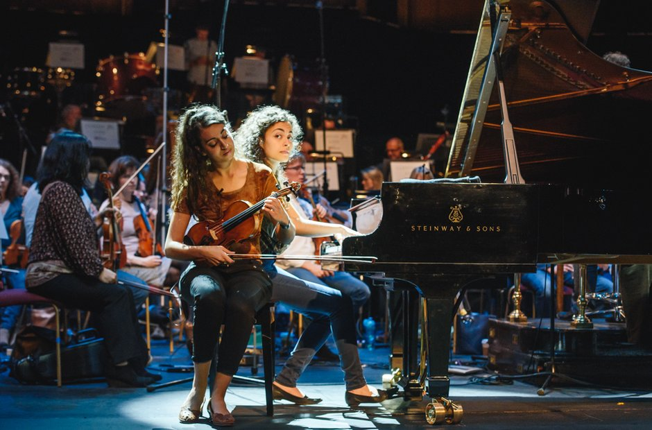 Classic FM Live April 2016 Ayoub Sisters Royal Albert Hall