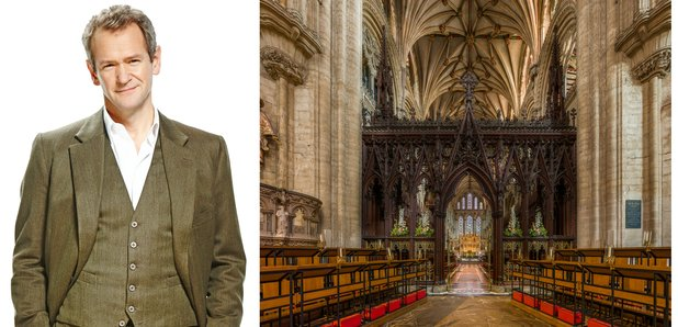 Alexander Armstrong Ely Cathedral