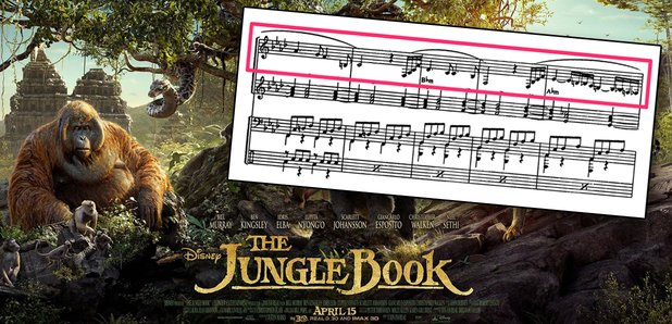 jungle book bass flute