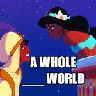 Aladdin A Whole New World Quiz