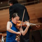 Ayana Tsuji montreal international violin competit
