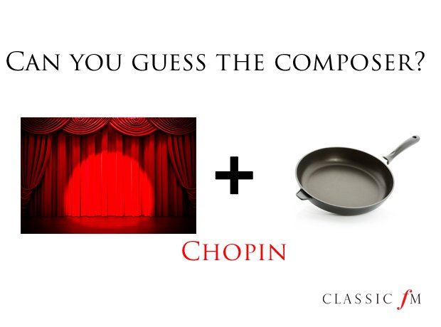 Composer riddle answers